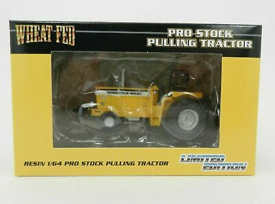 SpecCast 1:16 WHEAT FED Minneapolis-Moline G1000 PRO STOCK TRACTOR PULLER NIB