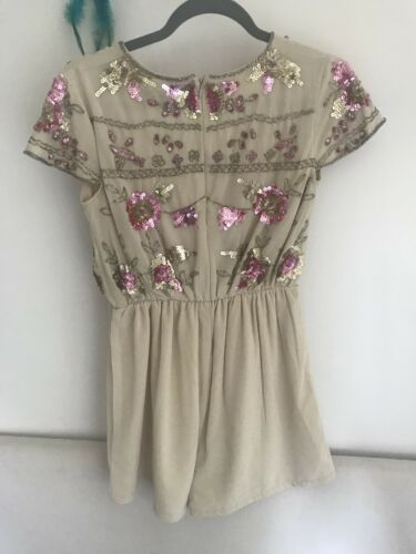 Embroidered Size With Brand 10 Tags New Playsuit r4q5fr