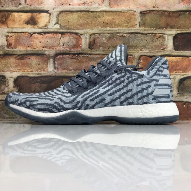 1b1a64e0a8ea Frequently bought together. Adidas James Harden Vol 1 LS PK 10.5 AC8408  Lifestyle PrimeKnit Raw Steel Boost