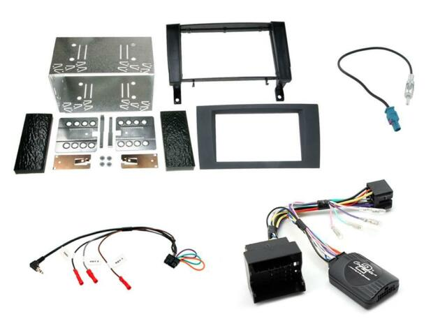 CONNECTS2 Porsche Boxster Gen1 Double Din Car Stereo Facia Fitting Kit CT23PO02