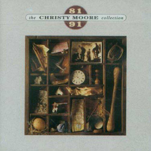 1 of 1 - Christy Moore - The Christy Moore Collection - Christy Moore CD AOVG The Cheap