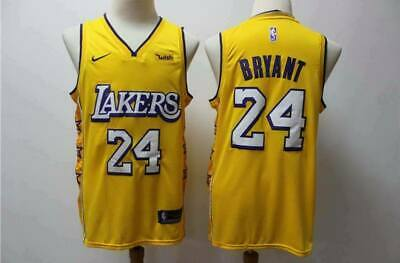 Canotta nba Kobe Bryant basket maglia n 8 jersey Los Angeles Lakers S//M//L//XL//XXL