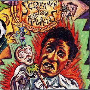 SCREAMIN-039-JAY-HAWKINS-Cow-Fingers-and-Mosquito-Pie-1991-Epic-Legacy-EK-47933