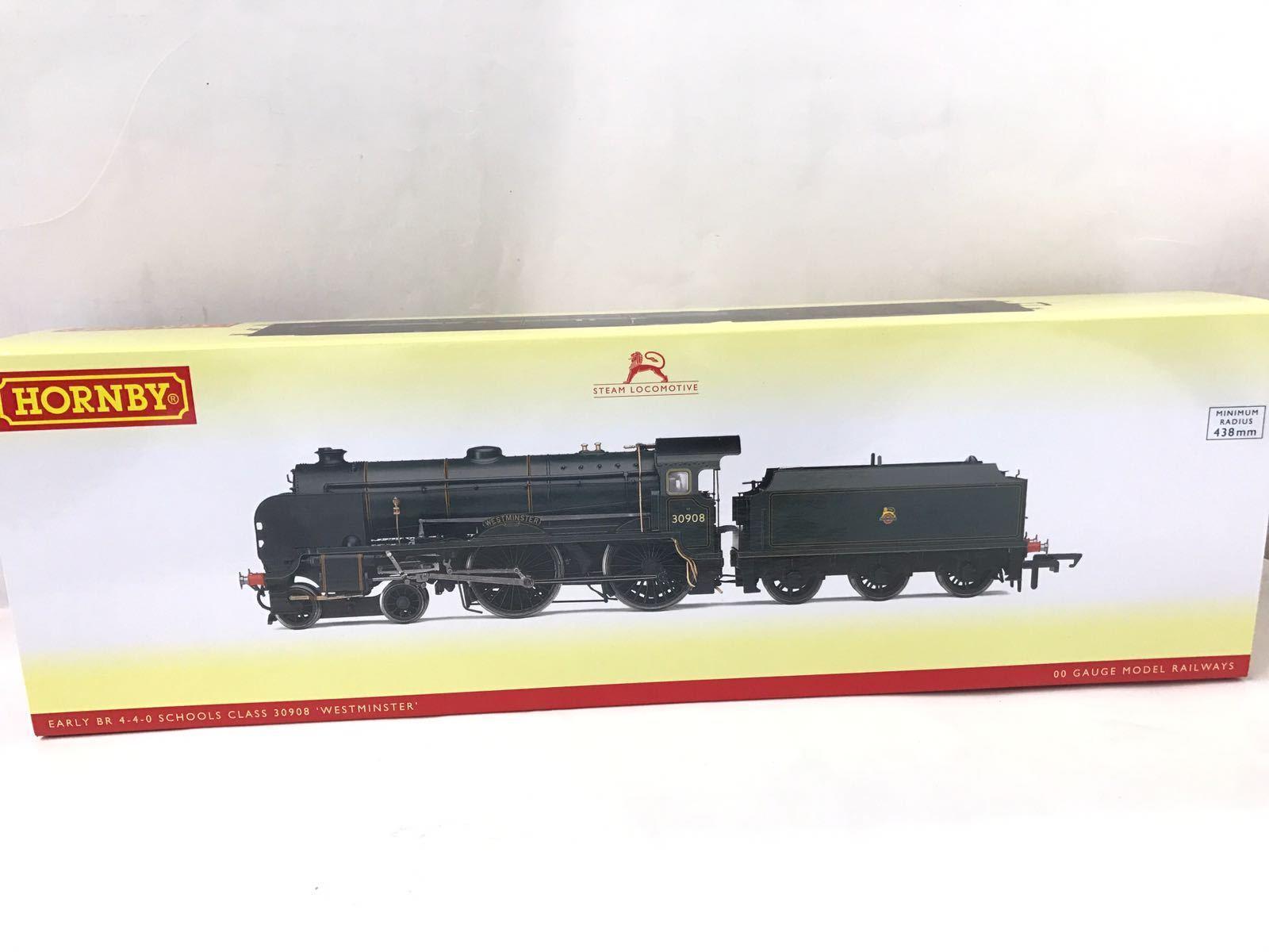 Hornby R3311, Marrone 4-4-0 escuelas clase locomotora  30908  Westminster