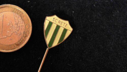 Fusball Ansteck Nadel Badge SC Retz
