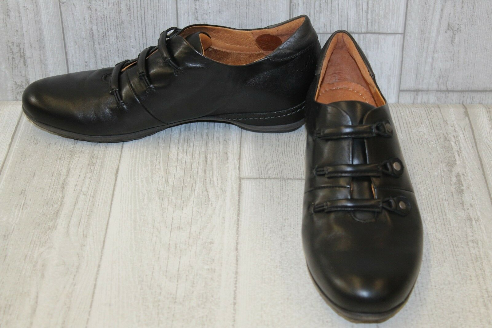 Pikolinos Venezia Oxford - Women's Size 10.5-11, Black