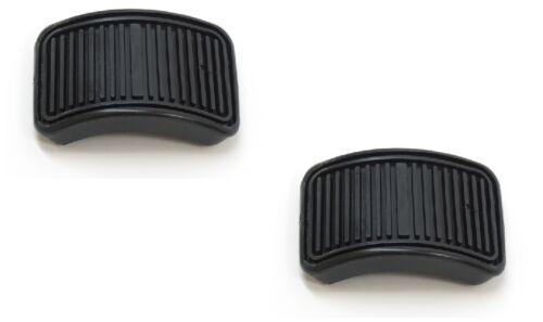 Genuine BMW e10 2002 tii 1602 Brake Clutch Pedal pad OEM 35214440113 2 pads