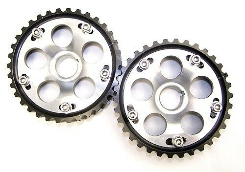 BLOX Racing Adjustable Cam Gears for H23A H23B H series 2.3L DOHC