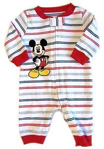 83db4629d Image is loading Disney-Baby-Mickey-Mouse-Sleeper-Footless-Boys-Newborn-