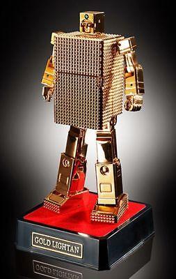 Spielzeug Ehrlichkeit Golden Krieger Gold Lightan Figürchen Soul Of Chogokin Gx-32r 24k Bandai 239406