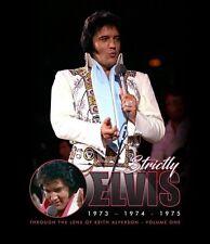 Elvis Presley - Strictly Elvis 1973 - 1975 - Alverson/ Lorentzen Book Pre Order