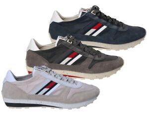 TOMMY-HILFIGER-JEANS-scarpe-uomo-sneakers-tessuto-pelle-camoscio-tela-casual