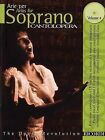 Cantolopera: Arias for Soprano Volume 4: Book/CD with Full Orchestra Accompaniments by Ricordi (Mixed media product, 2004)
