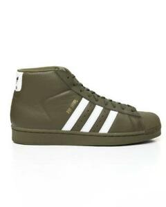 best loved c3bfb 32b2d Image is loading ADIDAS-ORIGINALS-PRO-MODEL-AC7067-OLIVE-CARGO-GREEN-