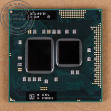 Intel Core i5-540M - 2,53 GHz (BX80617I5540M) SLBPG SLBTV Socket G1 CPU 2.5 GT/s
