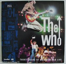 Who, The - Thirty Years of Maximum RB Live (Laserdisc)