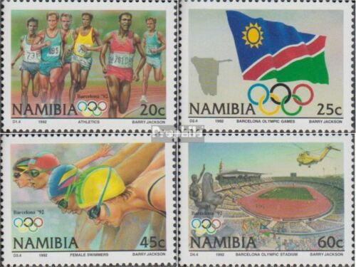 Namibia Southwest 727730 complete.issue. unmounted mint never hinged 1992