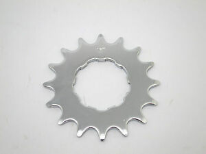 Cycling Cassettes, Freewheels & Cogs New Bmx 16t Steel Single Speed Rear Cog