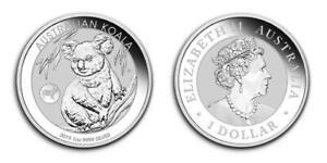 Australien-Elizabeth-II-1-Dollar-2019-034-Koala-Privy-Mark-Schwein-034-1oz-UNC