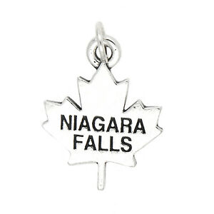 Niagara Falls Charm Charms for Bracelets and Necklaces