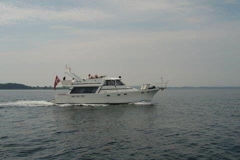 Bayliner 4588EM Pilothouse, Motorbåd, årg. 1991