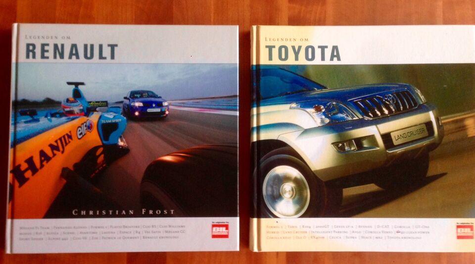Legende om Toyota, emne: bil og motor