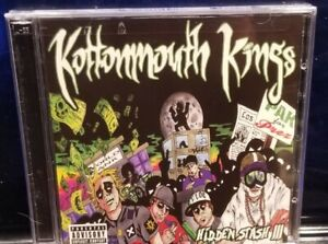 Kottonmouth Kings - Hidden Stash 3 CD III kmk d-loc daddy x suburban noize srh