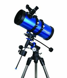 Details about Meade Instruments Polaris 127EQ Reflector Telescope