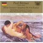 Paul Buttner - Paul Büttner: Heroic Overture; Symphony No. 4 (2016)