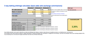 back and lay arbitrage betting systems