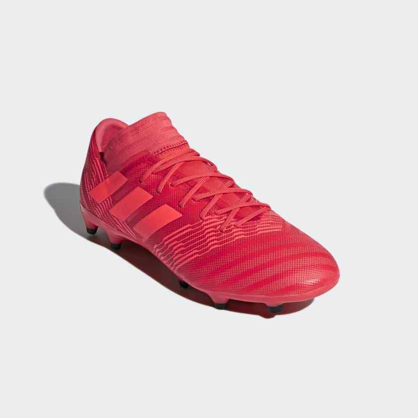Adidas señores botas de fútbol nemeziz 17.3 FG (cp8987) en rojo  nuevo