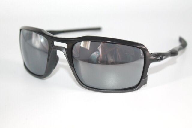 3f8a7fe3f863a6 Oakley Triggerman Sunglasses OO9266-01 Matte Black Frame W  Black Iridium  Lens