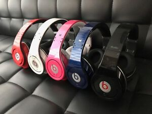f35ad20fd Monster Beats by Dr Dre Studio WIRED Over-the-Ear Headphone Black ...