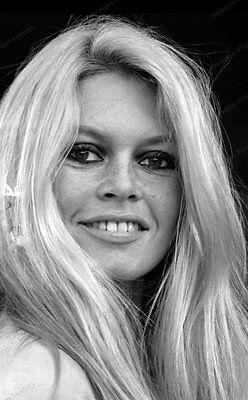 8x10 Print Brigitte Bardot #BB332