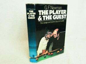The Player And The Guest By G F Newman 1972 Uk First Edition Ebay