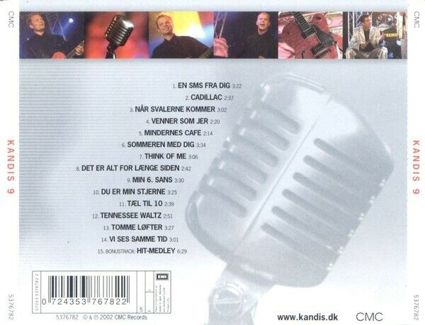 Kandis: Kandis – 9, pop