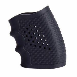Tactical Pistol Rubber Grip Glove Cover Sleeve for Glock Handgun Anti-Slip Black