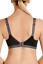 Berlei Ladies Womankind Sports Underwire Bra sizes 10A 10B 10C 10D 10DD Black