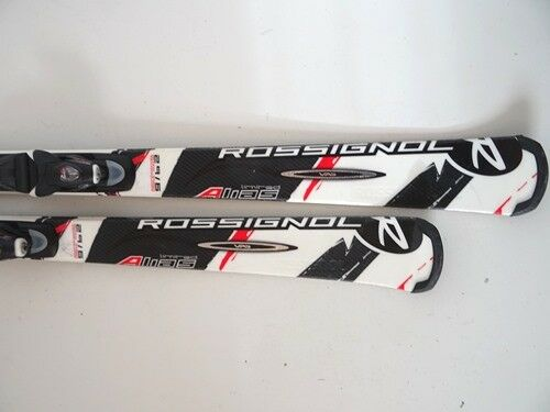 Skis CARVING ROSSIGNOL ALIAS with binding, (Z-value - 11,0) 176 cm (ee716)