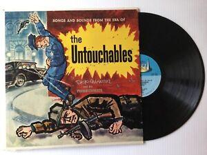 SKIP-MARTIN-amp-his-PROHIBITIONISTS-the-Untouchables-1958-LP-bonus-CD-TESTED