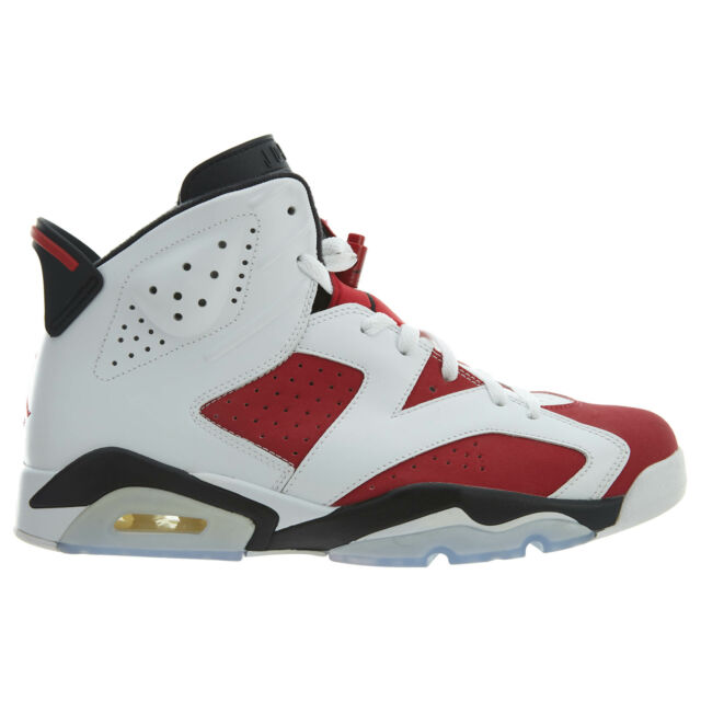 73478768fcd Authentic Nike Air Jordan Retro VI 6 Carmine 384664-160 Size 11 5 ...