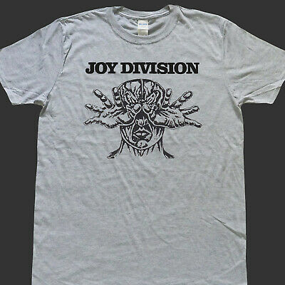 THE JESUS AND MARY CHAIN PUNK ROCK INDIE GOTH T-SHIRT unisex grey S-3XL