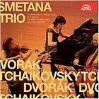 Tchaikovsky: Piano Trio, Op. 50; Dvorak: Piano Trio, Op. 26 (2008)