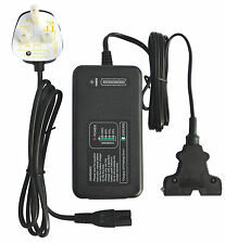 12v INTELLIGENT GOLF BATTERY CHARGER 4 AMP - POWAKADDY T-BAR, LED DISPLAY