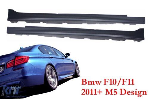 Für  BMW 5er F10 F11 M-Technik M Paket Seitenschweller ABS Limousine Touring