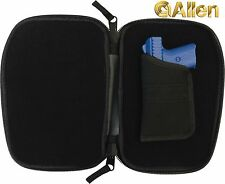 Allen Tactical Handgun Case Holster Combo for Small Frame Autos .22cal-.25 #7741