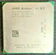 Amd Athlon 64 X2 6000 3ghz Dual Core Adx6000iaa6cz Processor For Sale Online Ebay