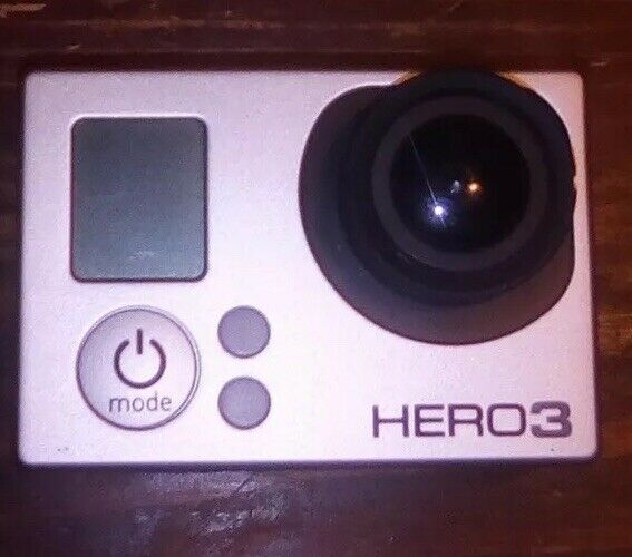 NEW GoPro HERO3 Camera