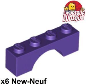 LEGO porte-clés Brique 2 x 4 Violet Dark Purple Brick  Neuf