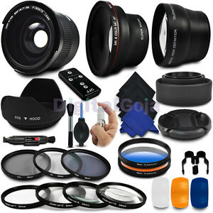 Essential-lens-and-filter-kit-for-CANON-Rebel-T3i-T3-T2-T2i-T1i-XT-XTi-XSi-XS